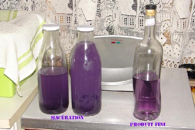 bonbon a la violette recette. Black Bedroom Furniture Sets. Home Design Ideas
